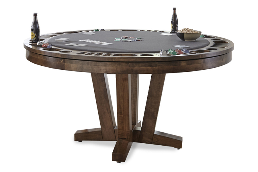 Petaluma Reversible Top Game Table In 2020 With Images Table