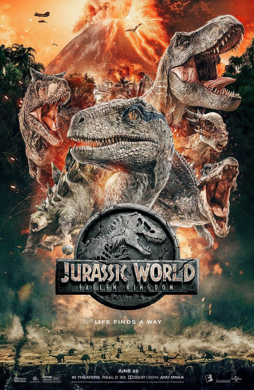 24 Best Movie Posters Of 2018 Rotten Tomatoes Movie And Tv News Jurassic World Movie Jurassic Park World Jurassic World