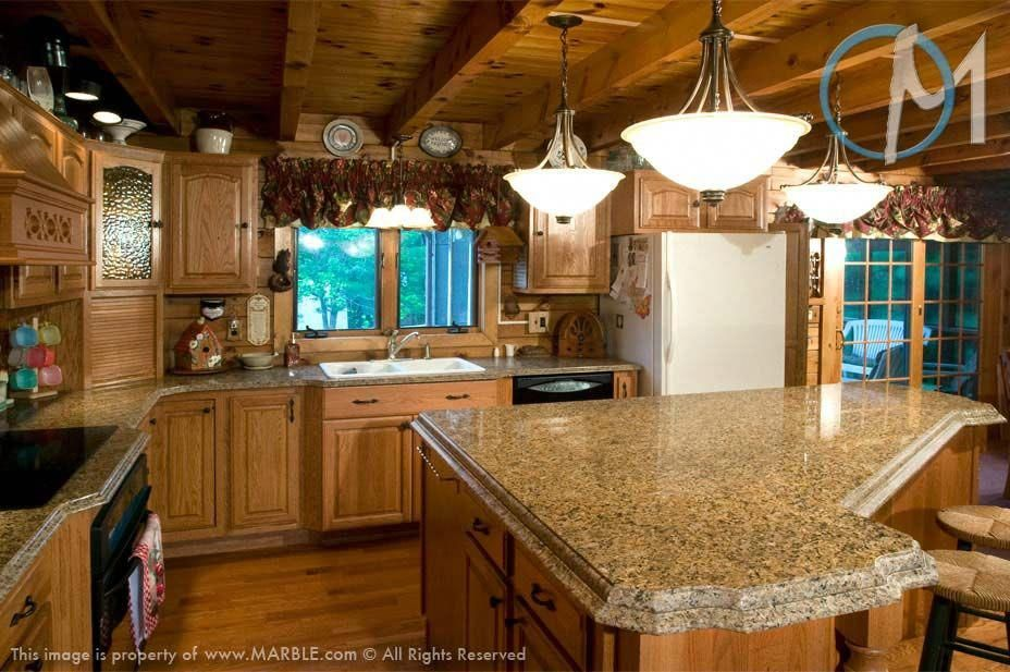 Rustic Country Kitchens And furniture like pieces bring a rustic