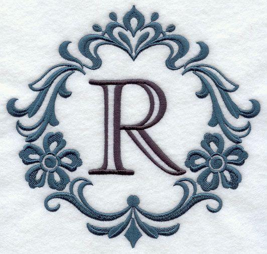 Fancy Letter R Design | www.pixshark.com - Images ...