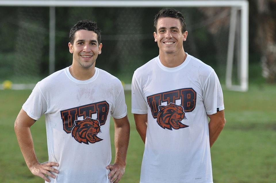 UTB Men's Soccer: Diegues and Santos receive weekly RRAC honors. #GoOcelots