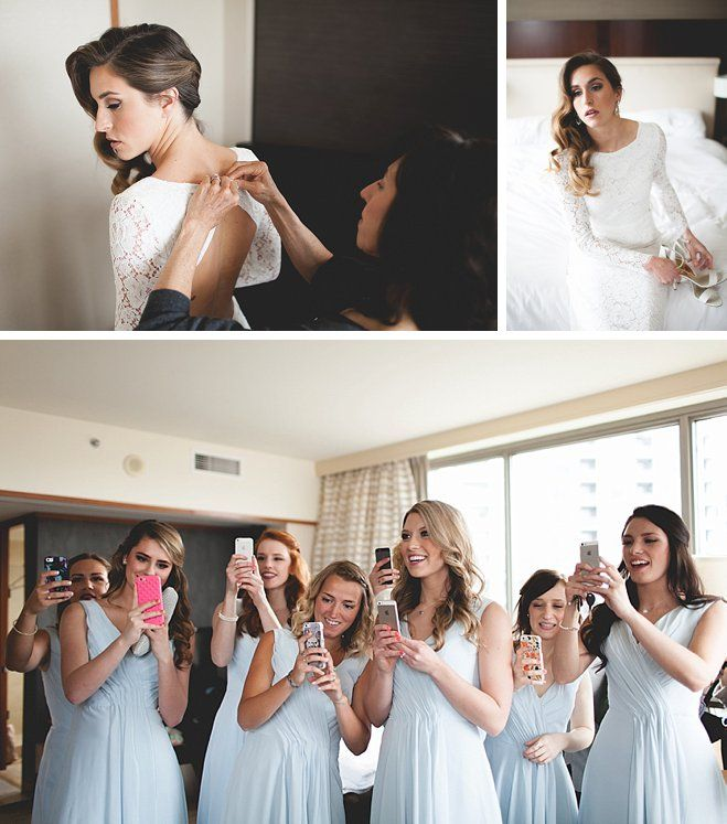 Seattle Bride: Bridal Gown from @thedresstheory | All About the ...