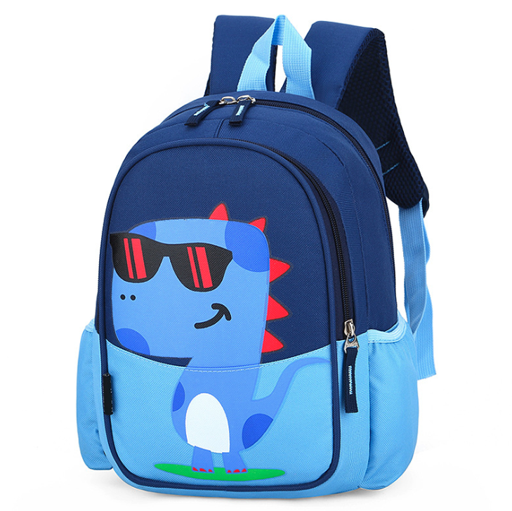 Dinosaur With Sunglasses Backpack Dinofanatics In 2020 School Bags For Kids School Bags For Girls School Bags
