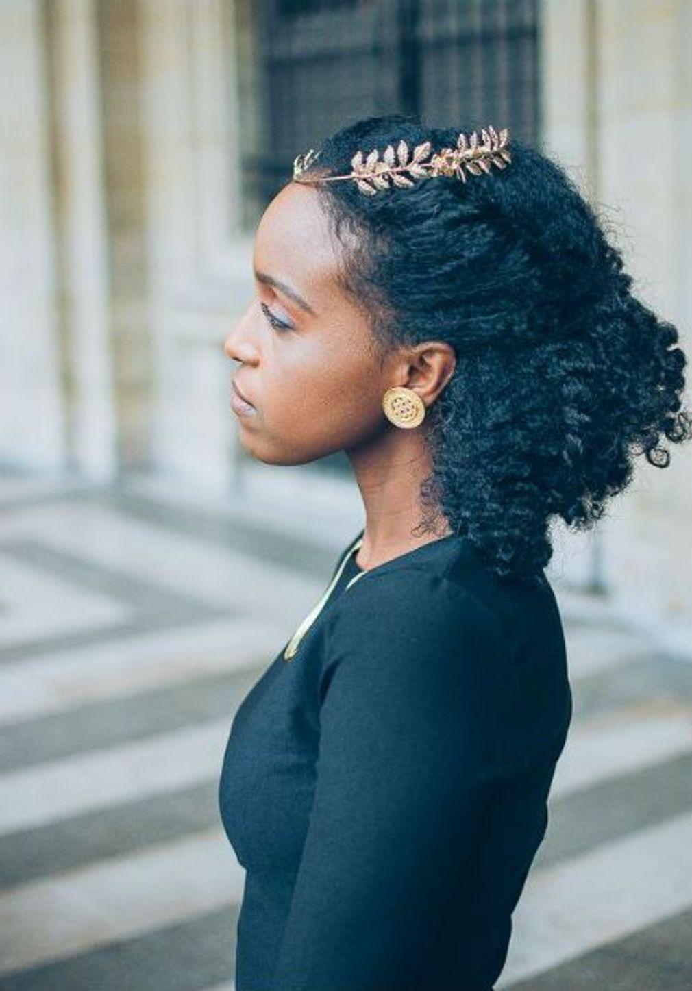 coiffure nouvel an : 65 idées coiffure pour les fêtes