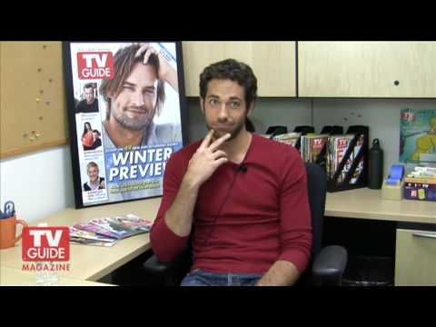 Chuck! Zachary Levi Confesses all to TV Guide Magazine! - YouTube