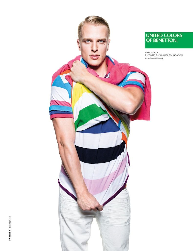 United Colors of Benetton SpringSummer 2013 Campaign