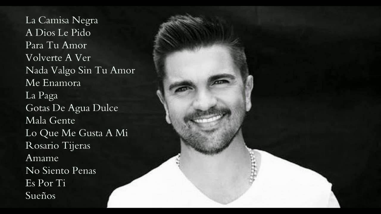 Juanes Sus Mejores éxitos Mix 2018 Youtube