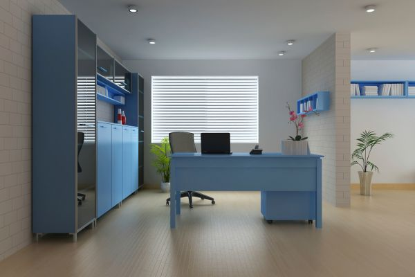 Interior Design Office Space Colors: Choosing The Best Paint Colour For A Productive, Inspiring