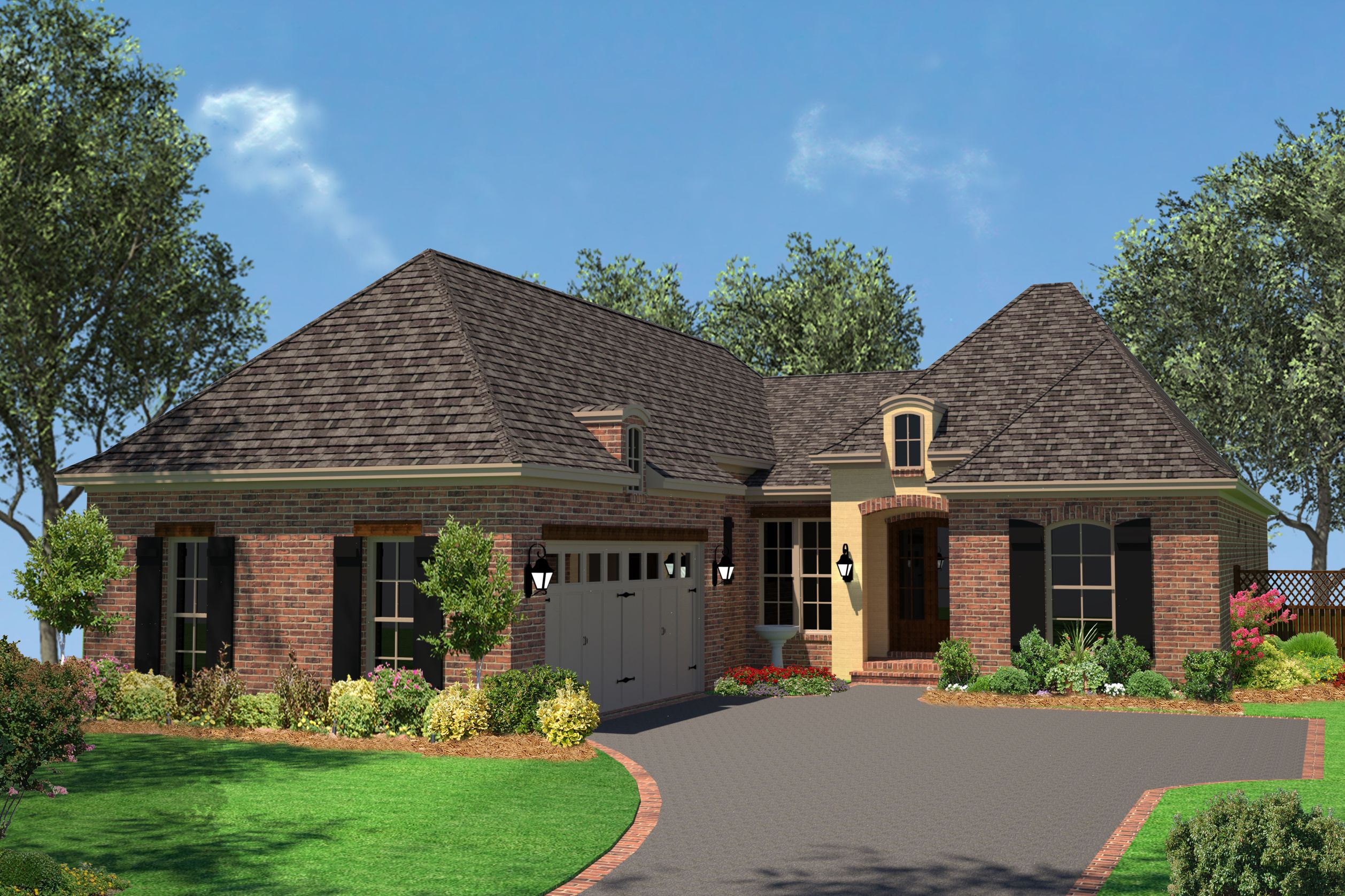 Plan 11792hz Narrow Lot Acadian House Plan In 2021 Acadian House Plans French Country House Plans Narrow Lot House Plans