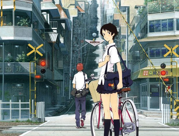 The Girl Who Leapt Through Time.  I love this movie!