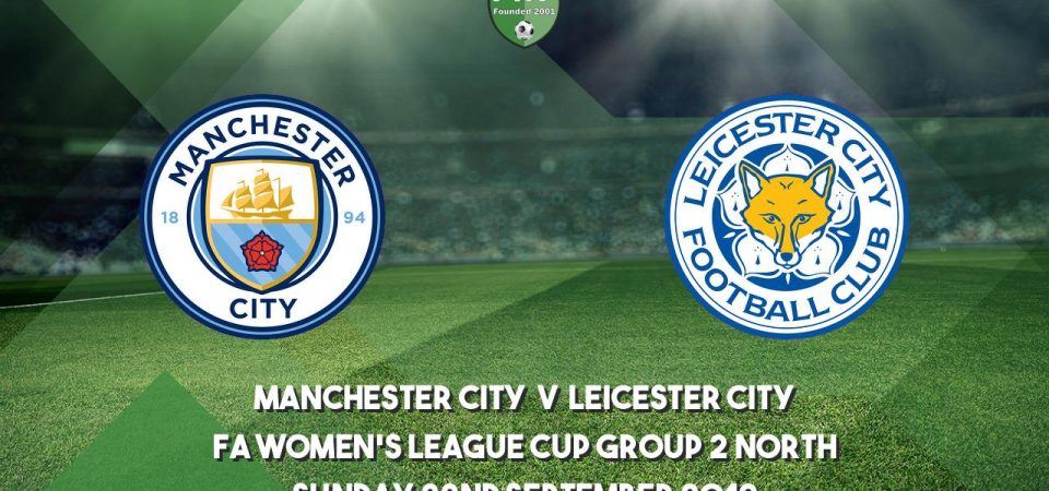 Manchester City Women vs Leicester City Women Live stream