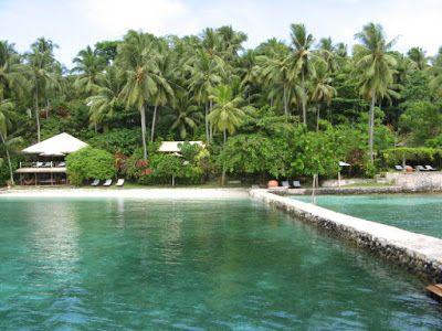 Vacation Spot Dream Destination Pacific Little Secret Beach Resort
