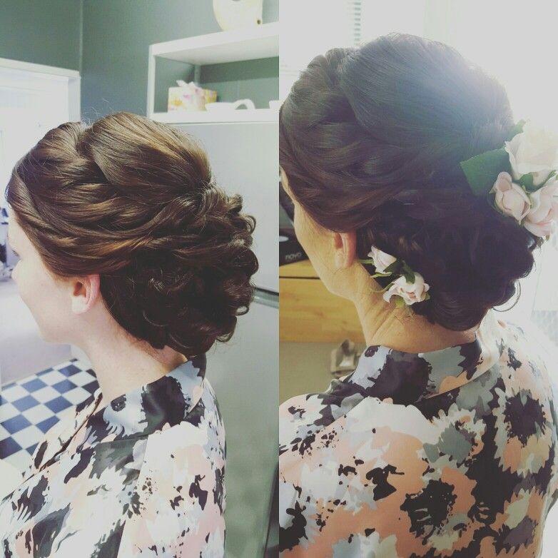Kirstybowler weddinghair hairtobe softcurls