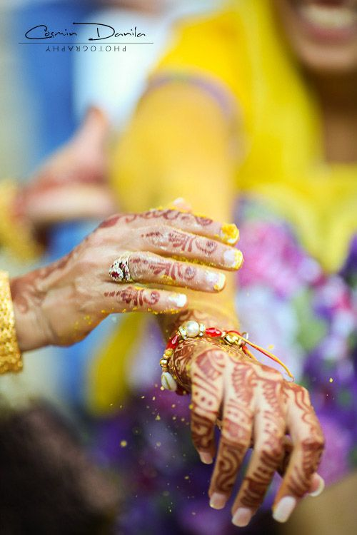Cosmin Danila Photography I See Beautiful People Gagan Mike Indian Pre Wedding Rituals In Calgary Upacara Haldi Beautiful Instagram
