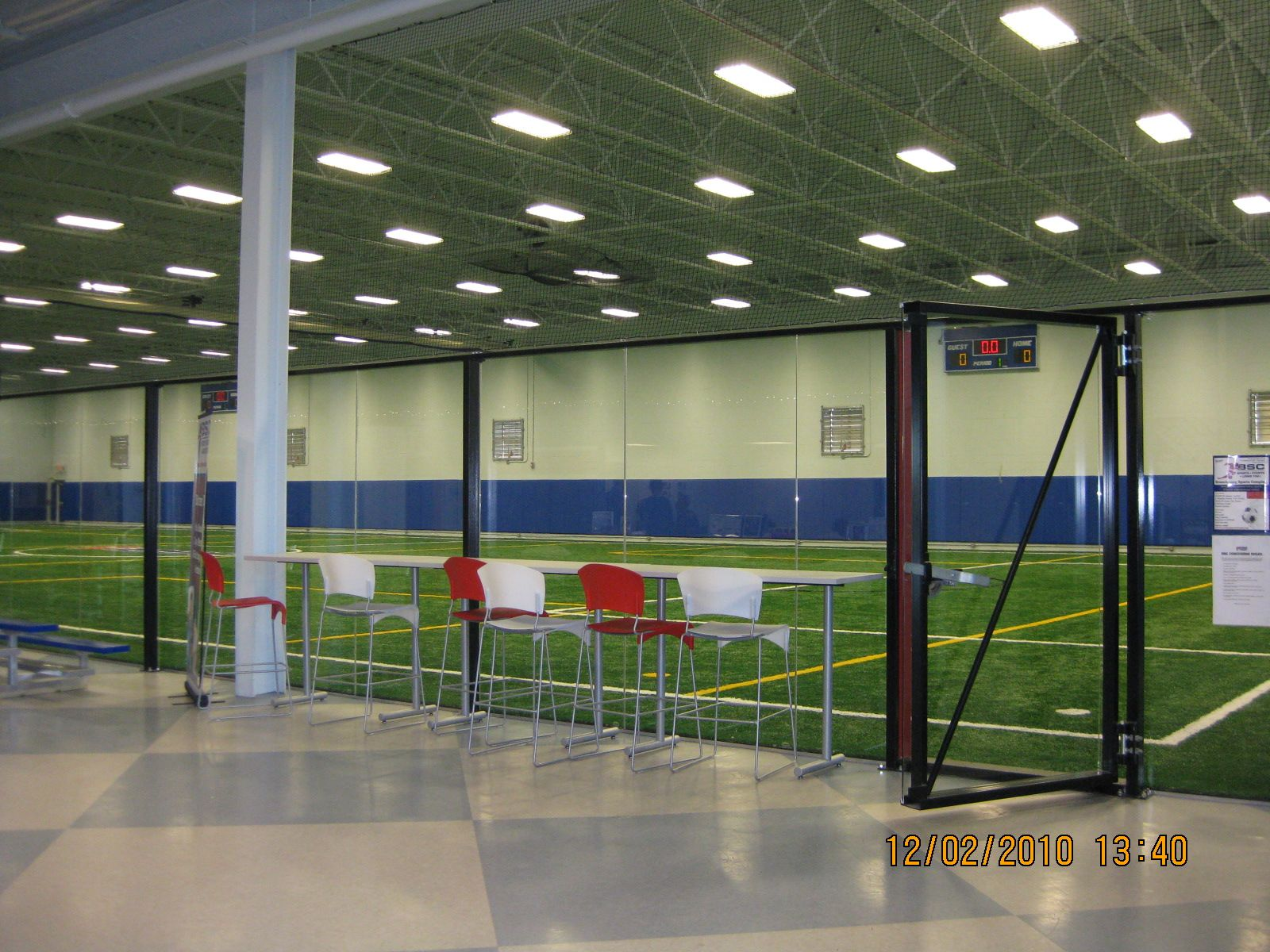 Mansion with indoor soccer field  Weather is never a problem in our indoor soccer fields! | Facility ...