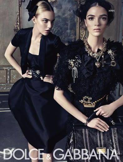 Dolce & Gabbana Looks