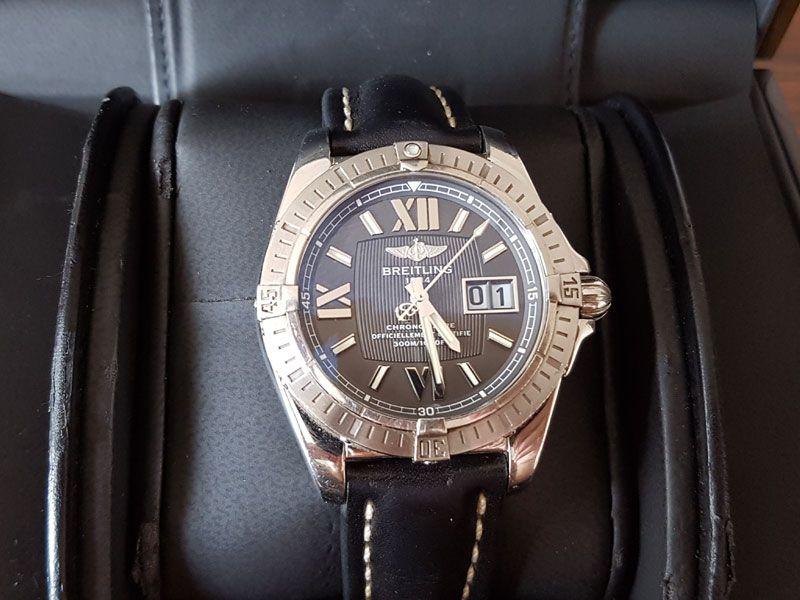 Часы breitling продам бу завод часовой часы продам орловский настенные