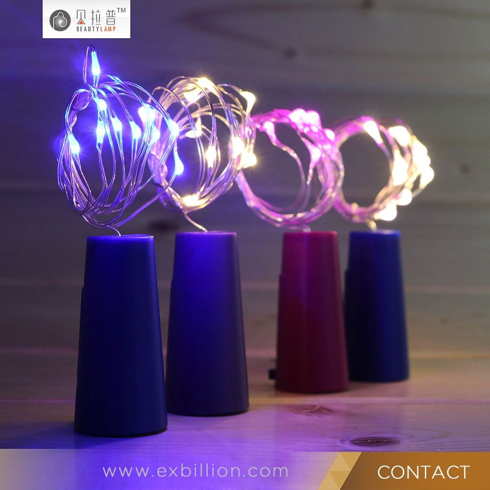 Bar led bottle stopper string lights for home decoration battery bar led bottle stopper string lights for home decoration battery operated led copper wire string light aloadofball Gallery