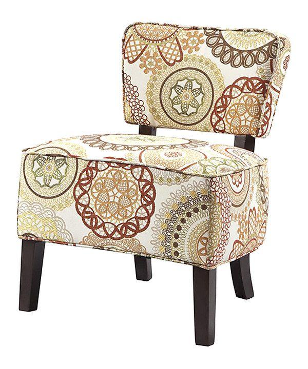 Fine Loving This Espresso Lacey Spice Accent Chair On Zulily Creativecarmelina Interior Chair Design Creativecarmelinacom