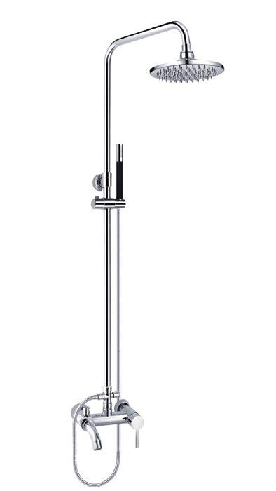 Bathtub Mixer with Rain Shower Set photo (for Brandy