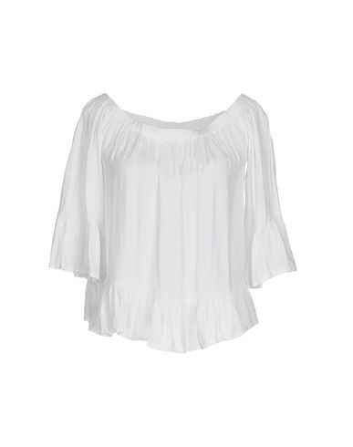 MINIMUM Women's Blouse White 4 US
