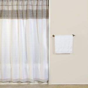 Fabric Shower Curtains With Matching Window Valance Http