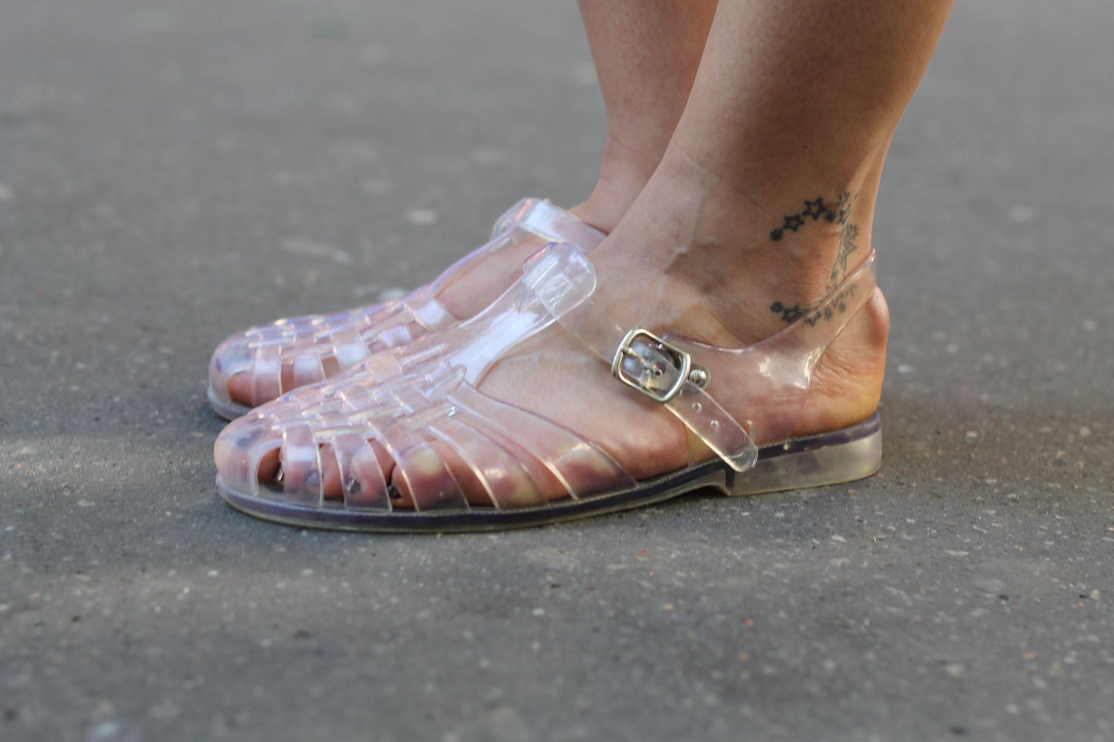 Shoes16 Méduses De Transparentes D'adaArchitecture Look Les bfg76y