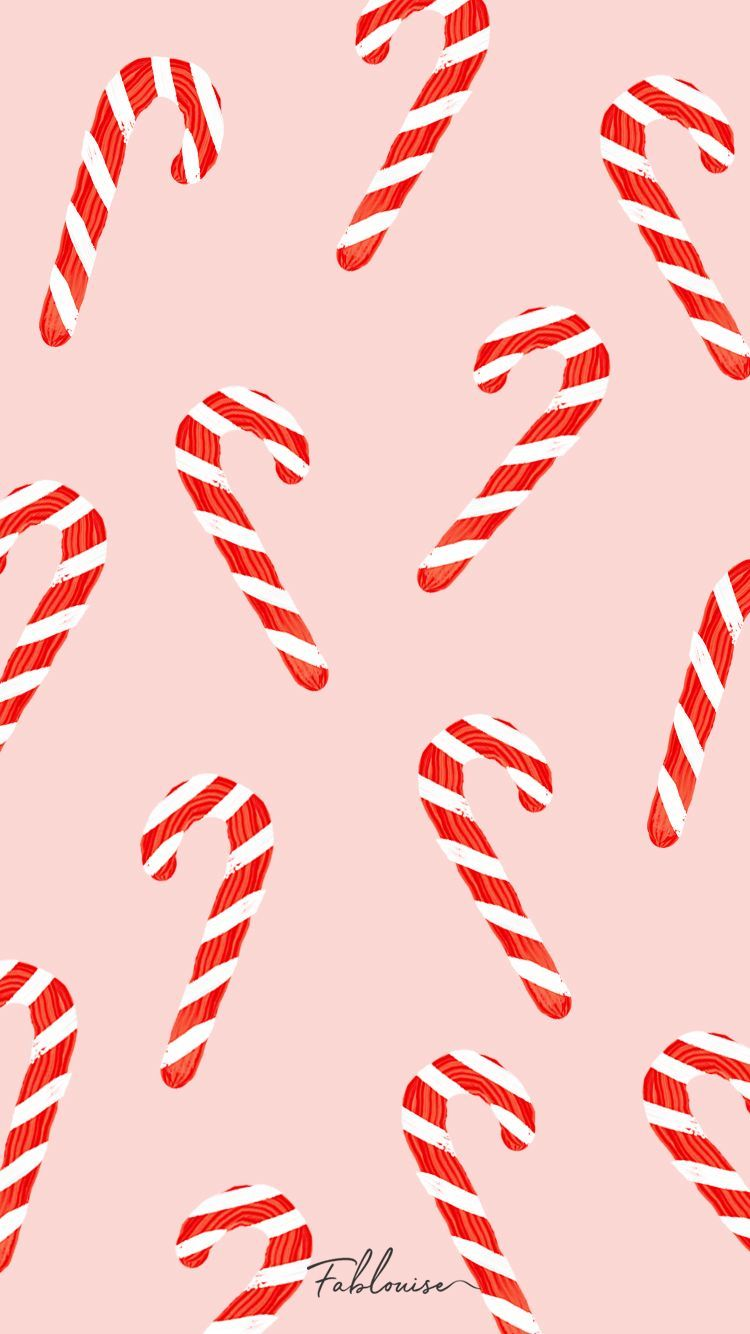 Download Candy Cane Wallpaper Iphone Wallpapers