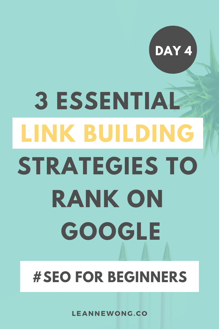 In Day 4 of the SEO for Beginners Bootcamp, learn 3 essential link building stra…