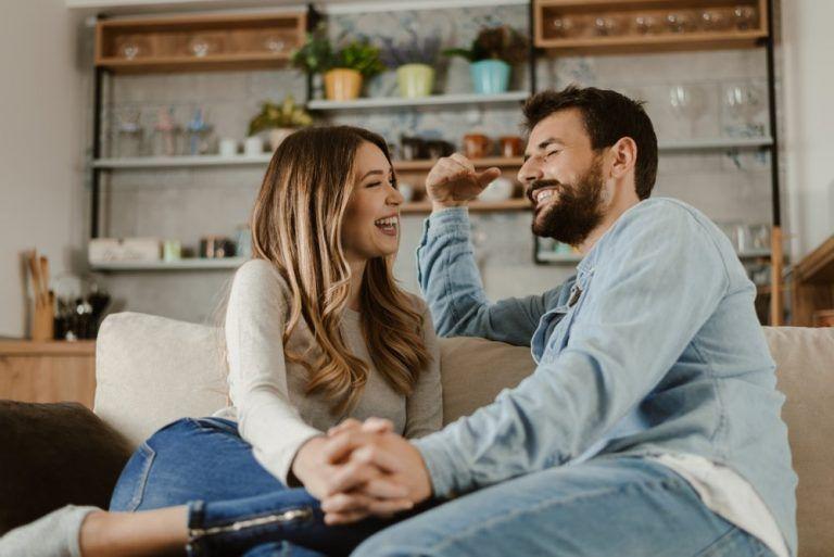 Flirten en relaties