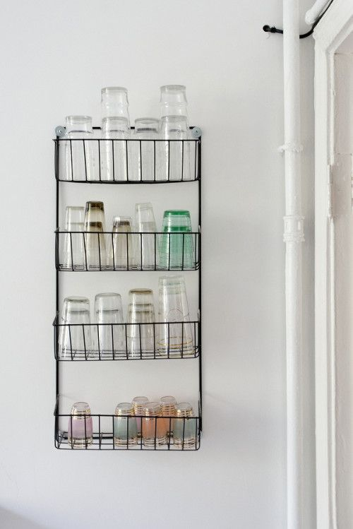 Design Sponge Sneak Peek With Images Kitchen Wall Storage