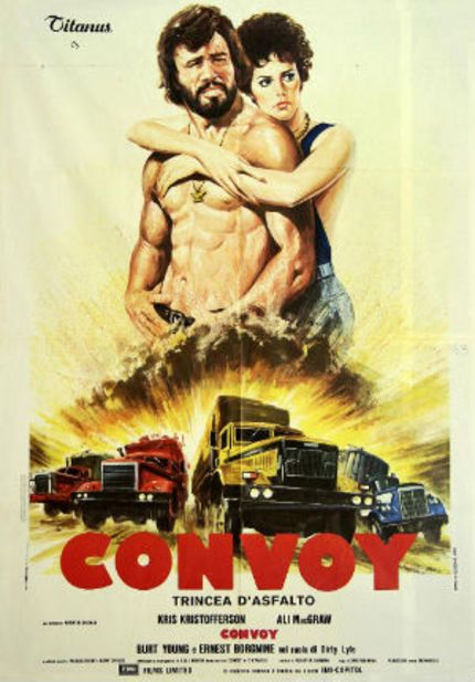 70s Rewind Convoy Sam Peckinpah S Frustrating Perplexing Trucker
