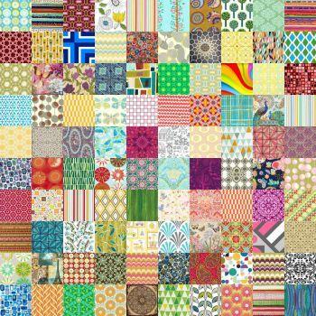 Mosaic 84  (169) (169 pieces)