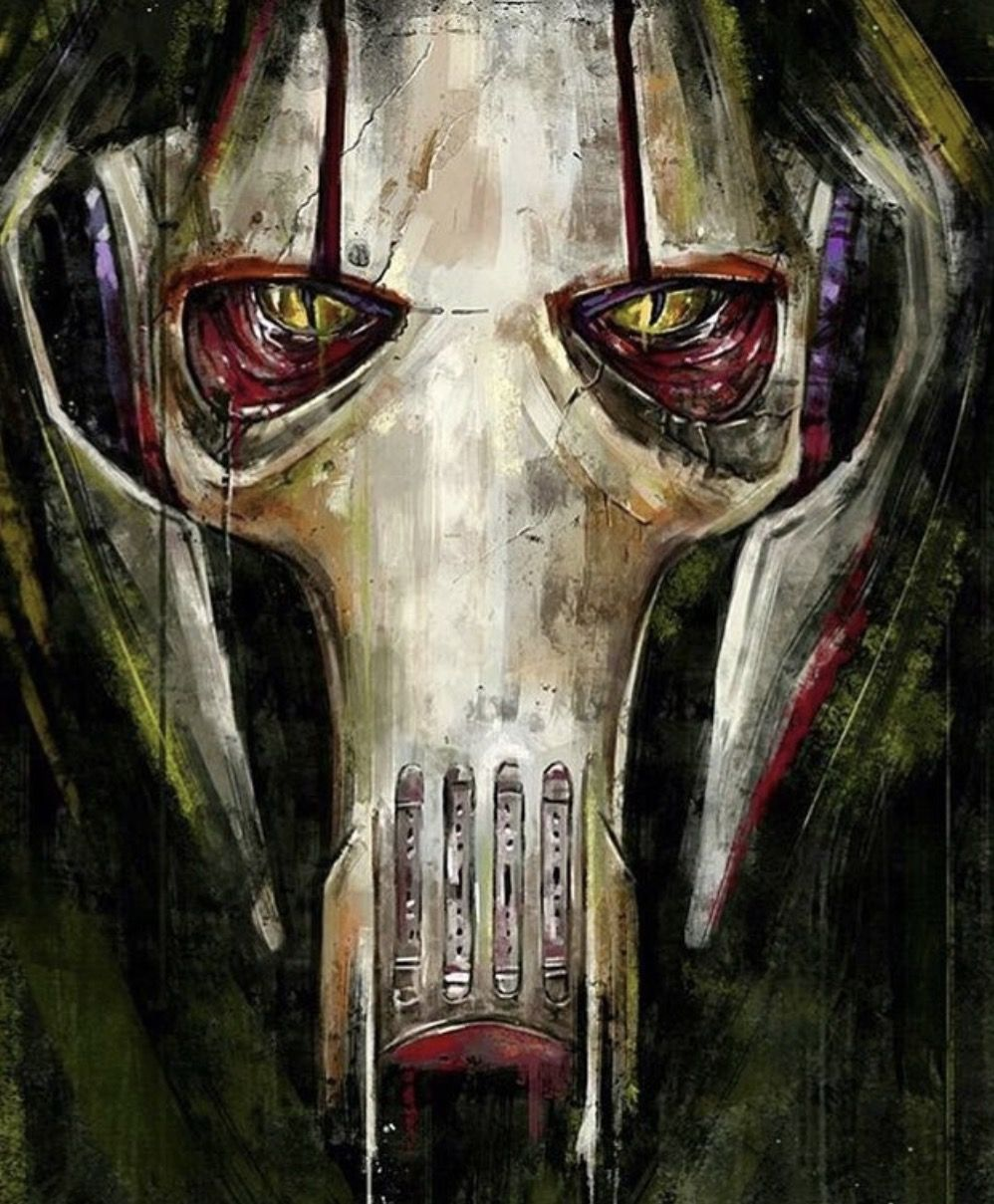 General Grievous Wallpaper Hd Kyt Artistic Desktop Hd