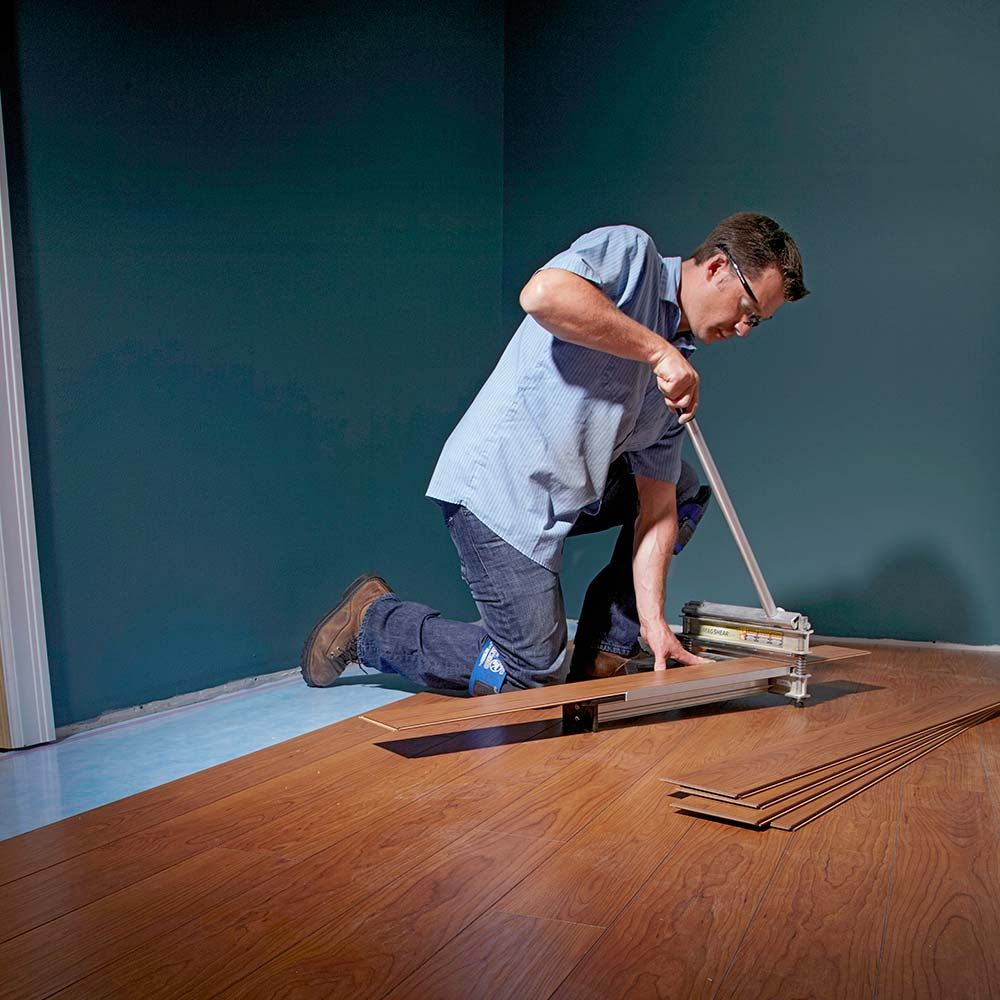 Pro Tips and Tricks for Installing Laminate Flooring