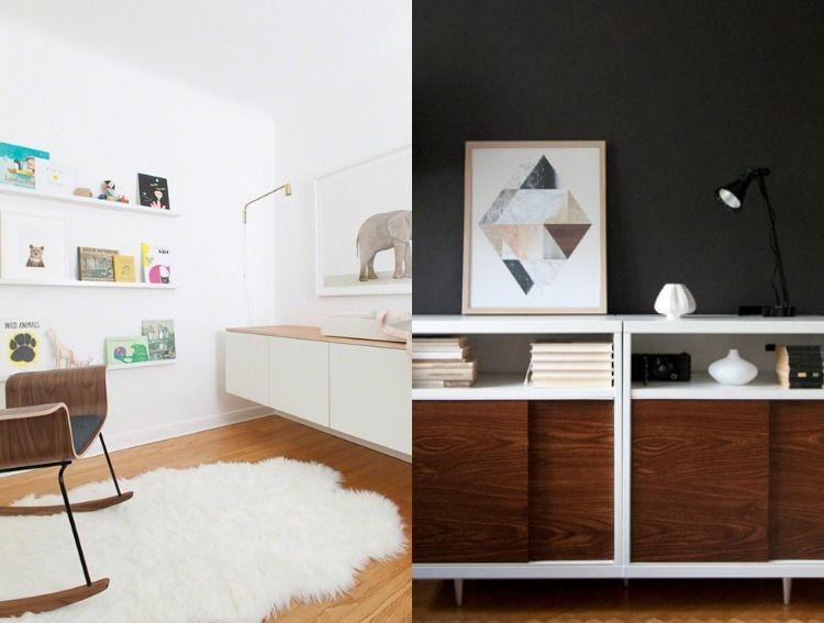 Vintage möbel weiss ikea  408 besten Möbel Ideen Bilder auf Pinterest | Ideen, Holz und ...