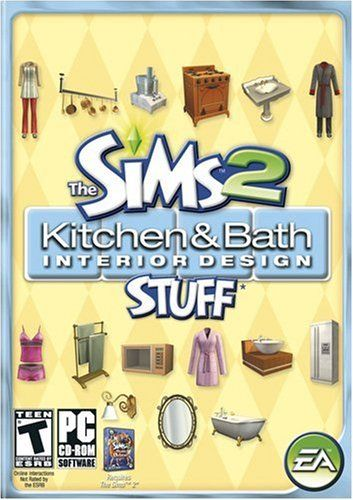 The Sims 2 Kitchen Bath Interior Design Stuff Pc Find Out More About The