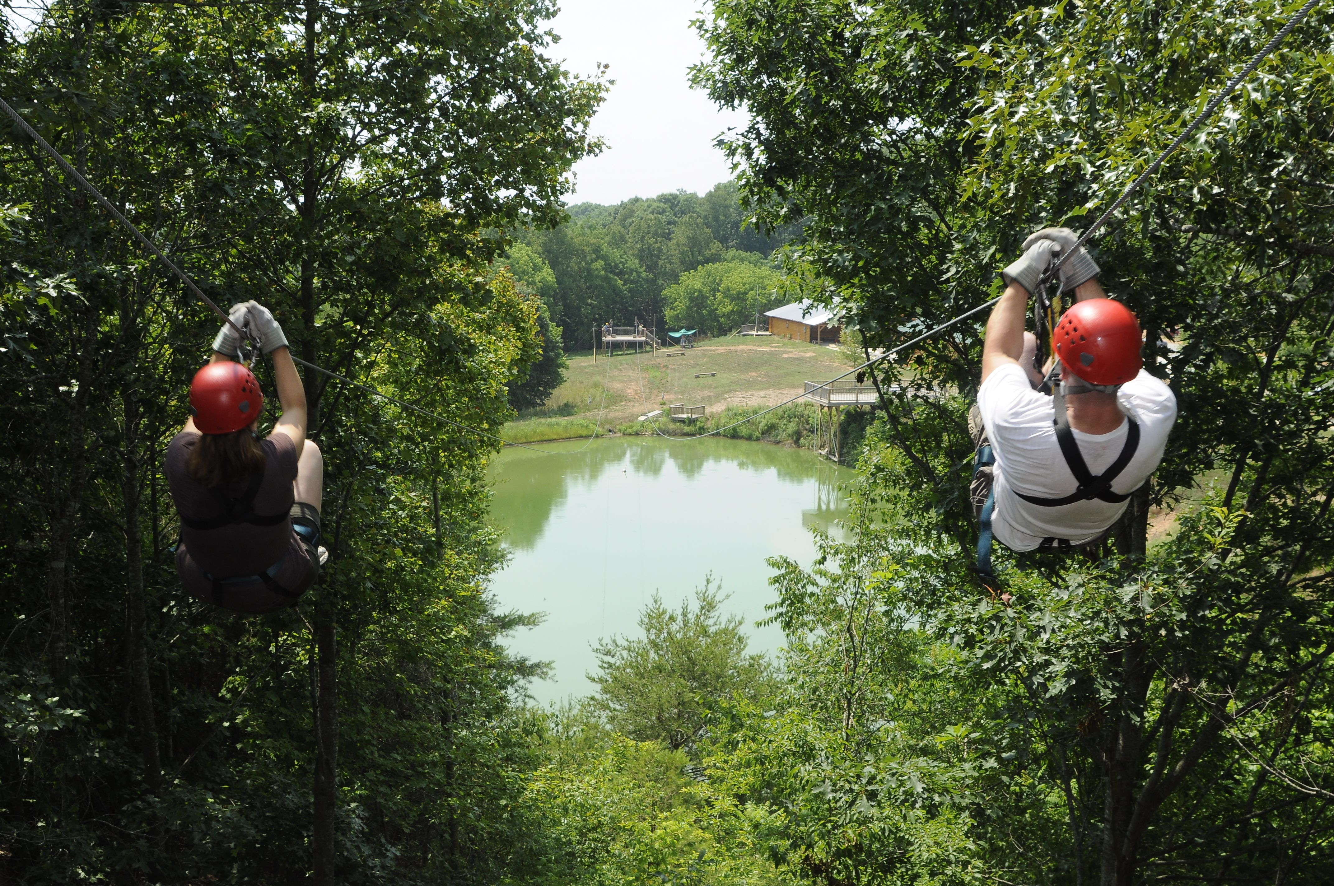 North Georgia Canopy Tours In Lula Photo Credit Ngct Ziplining North Georgia Camping In Georgia