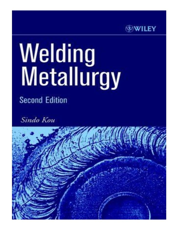 Welding Metallurgy Ebook