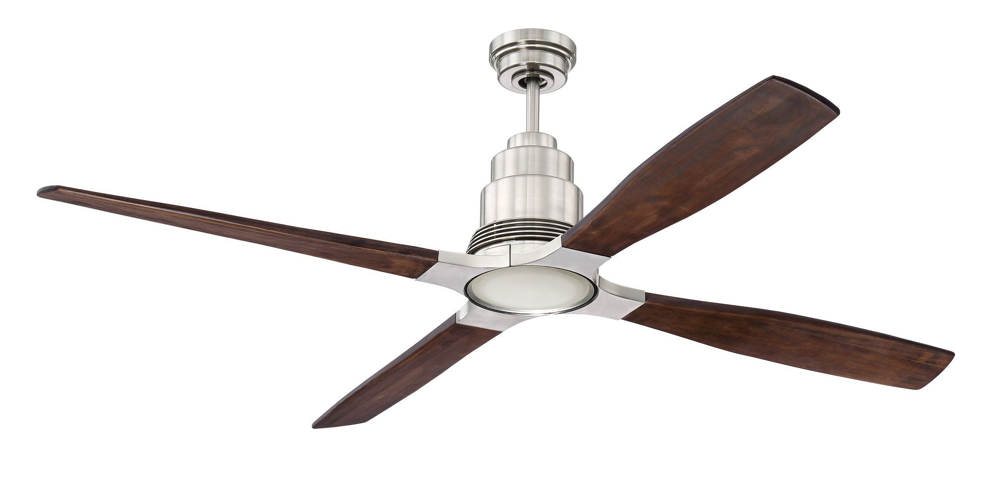 "60"" Karina 4 Blade Ceiling Fan with Remote Products"