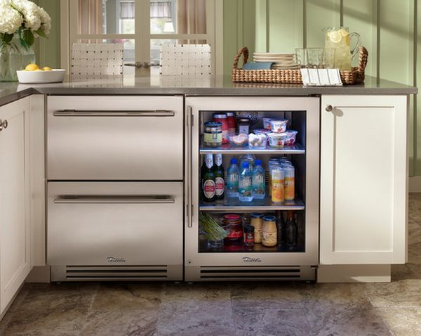 Undercounter Refrigerators The New Must Have In Modern Kitchens New Kitchen Cabinets Outdoor Kitchen Appliances Kitchen Remodel
