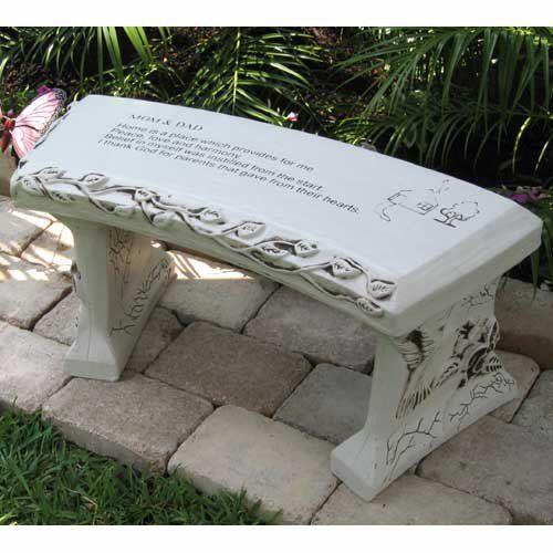 Pin On Memorial Garden Benches Donna
