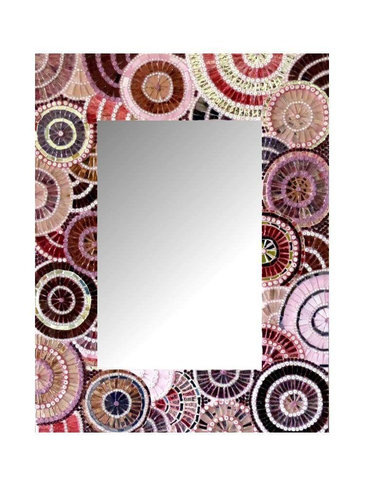 Pin de Diana Lucia en ESPEJOS | Pinterest | Mosaicos, Espejo y Vidrio