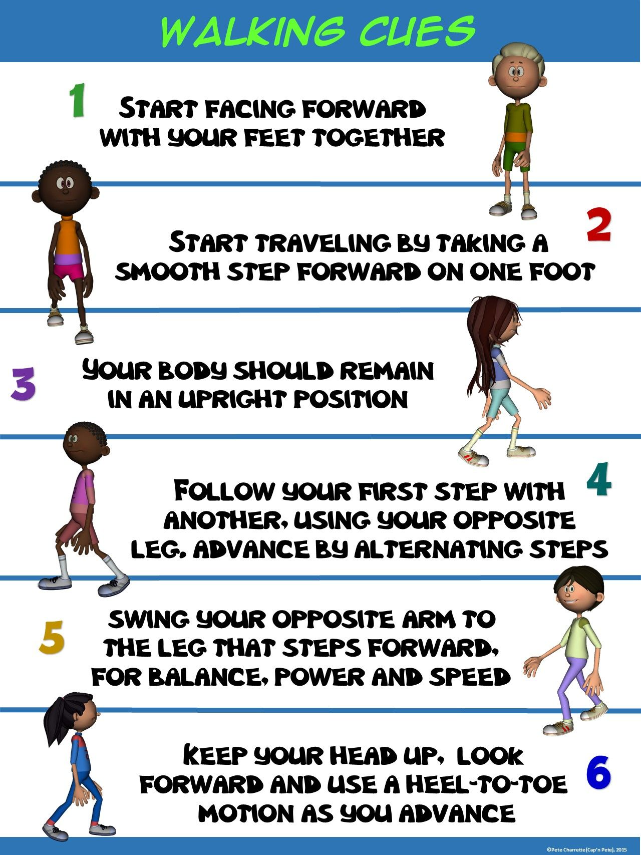 Physical Cues Worksheet