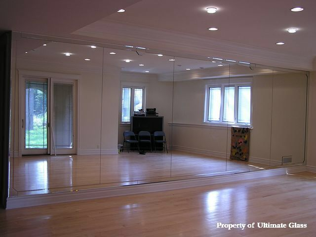 mirror walls dance rooms home gym mirrors home dance on mirror wall id=87058