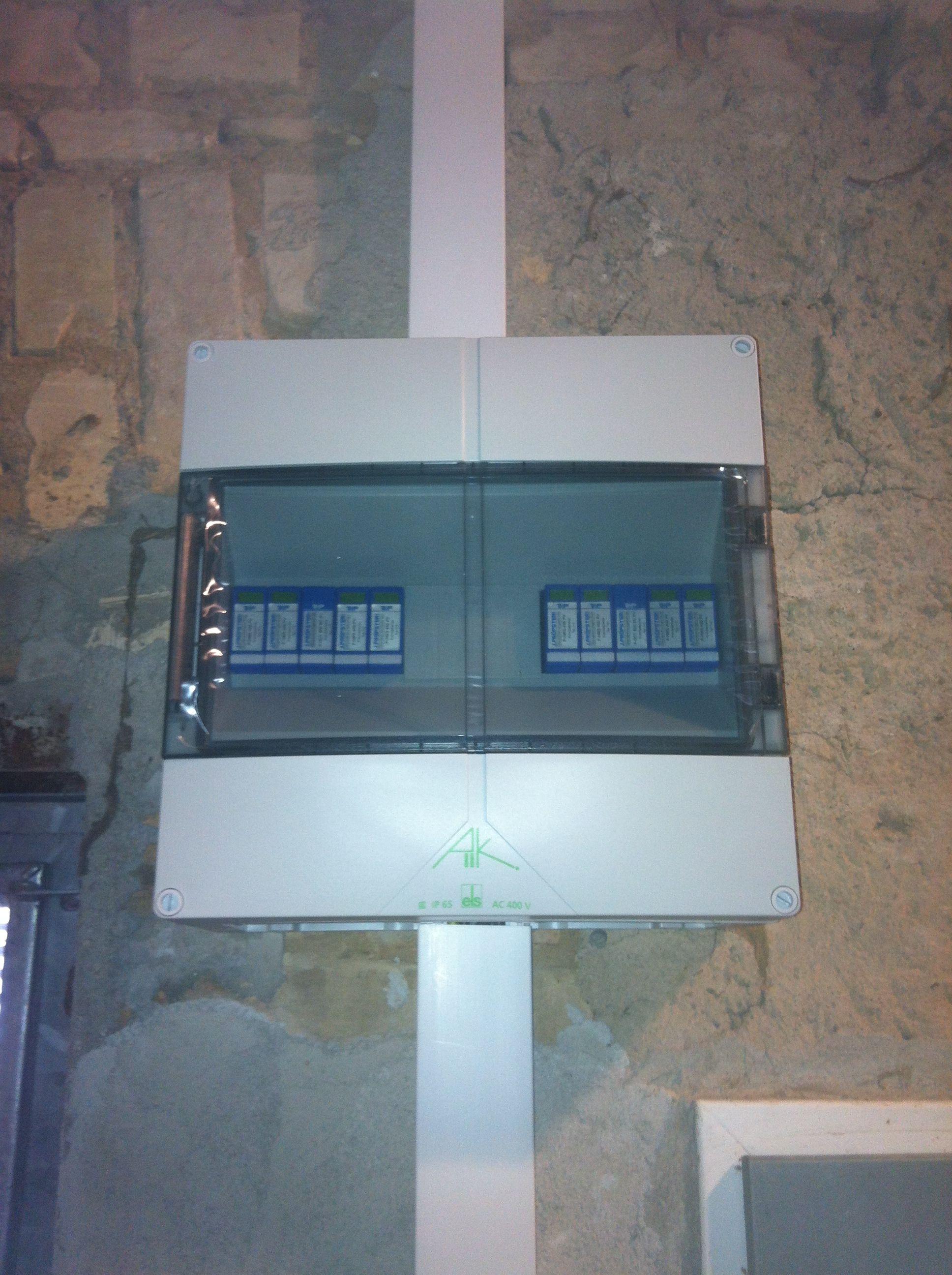 R. Kombi-Ableiter Typ 1&2 | Solar | Pinterest | Solar