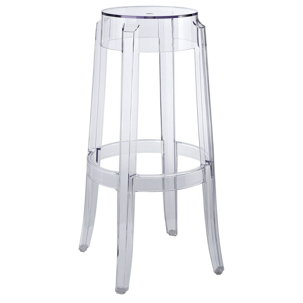 Clear Bar Stool - Modway Furniture - $89.99 - domino.com