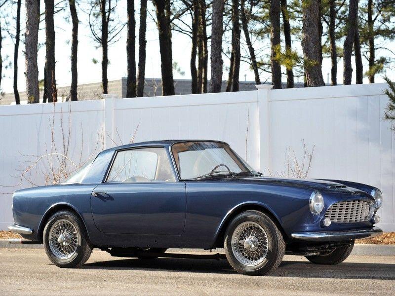 Cisitalia DF85 Coupe by Fissore 1961