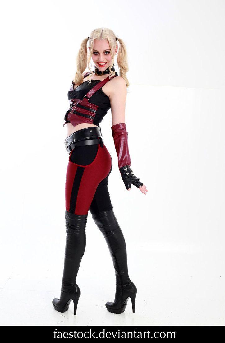 Harley Quinn 43 by faestock on DeviantArt | harley Quinn | Pinterest ...