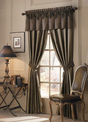 curtain valance ideas living room. 6 Window Valance Styles That Look Great in Any Living Room  Overstock com